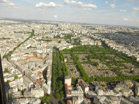 путешествие Париж