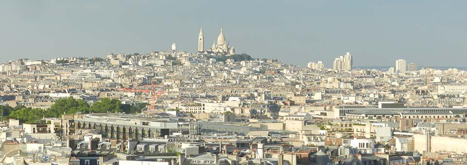 Путешествие. И снова Париж.