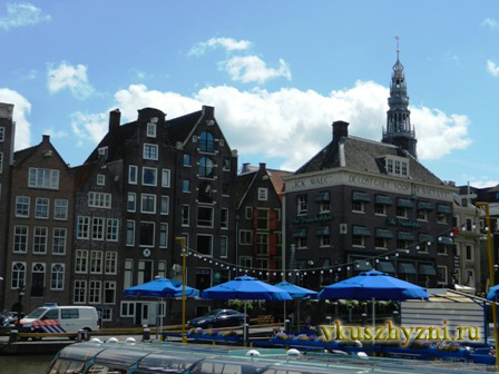 Путешествие по Европе. Амстердам.