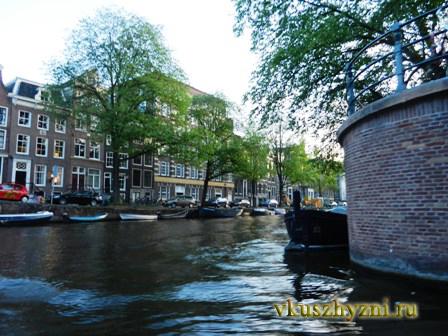 Путешествие по Европе Амстердам