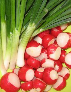 Витаминные напитки из овощей