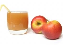 яблочный витаминный напиток
