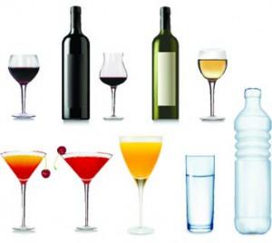 освежающие напитки