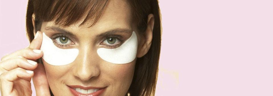Как ухаживать за кожей вокруг глаз?