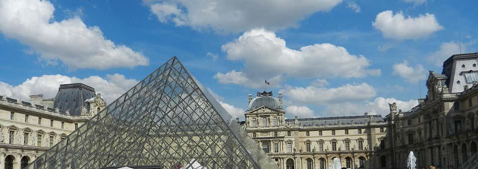 Путешествие.Музеи Парижа