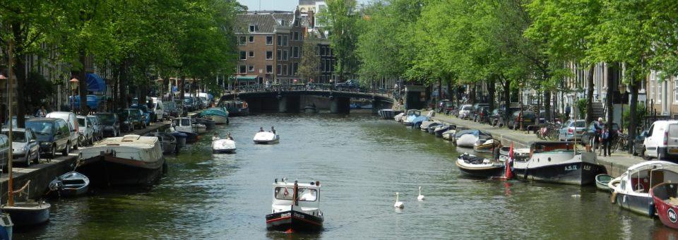 Путешествие по Европе — Амстердам